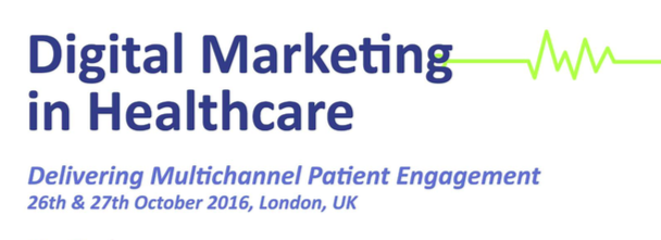 Digital Marketing in Healthcare Conference 2016