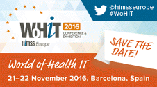 World Of Health IT – WoHIT 2016