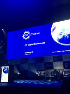EIT Digital Conference Video
