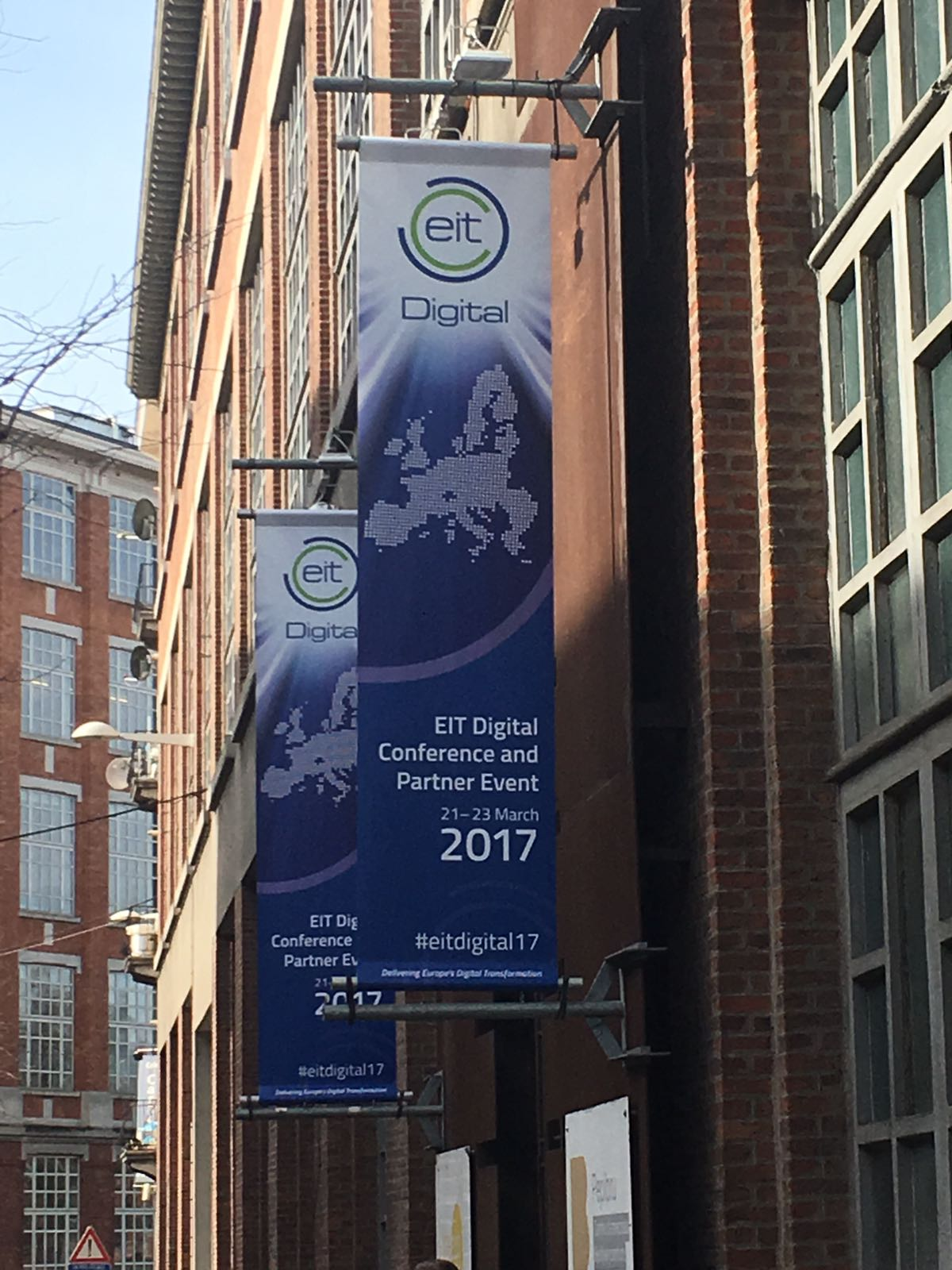 EIT Digital Conference – Insights on Europe's Digital Transformation