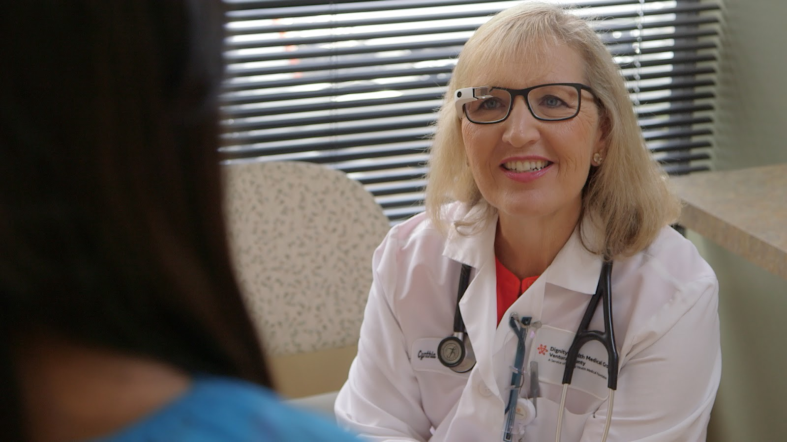 Google glasses healthcare