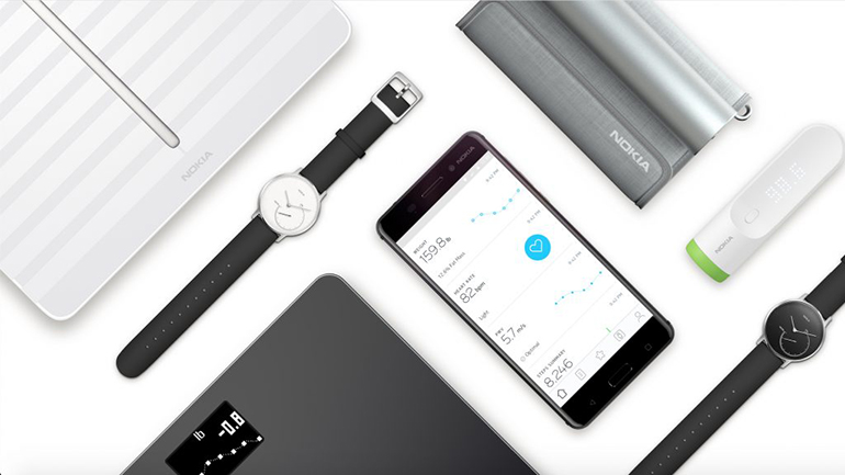 Nokia Launches Portfolio of Digital Health Products.