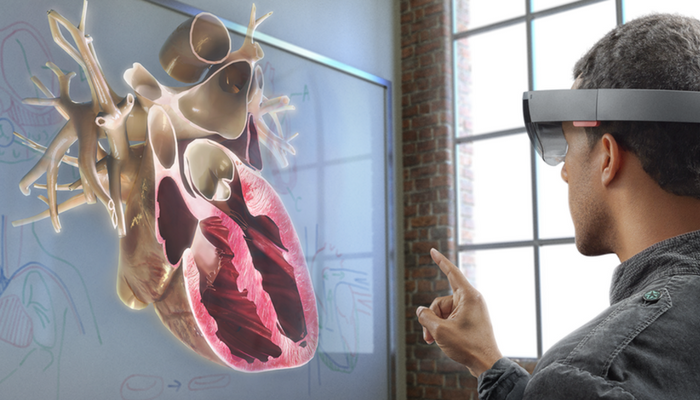 HoloLens: How Hologram Technology Will Transform Healthcare