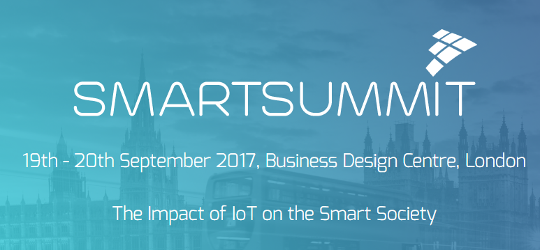 SMART SUMMIT London – The Opportunity for New Business Models in IoT