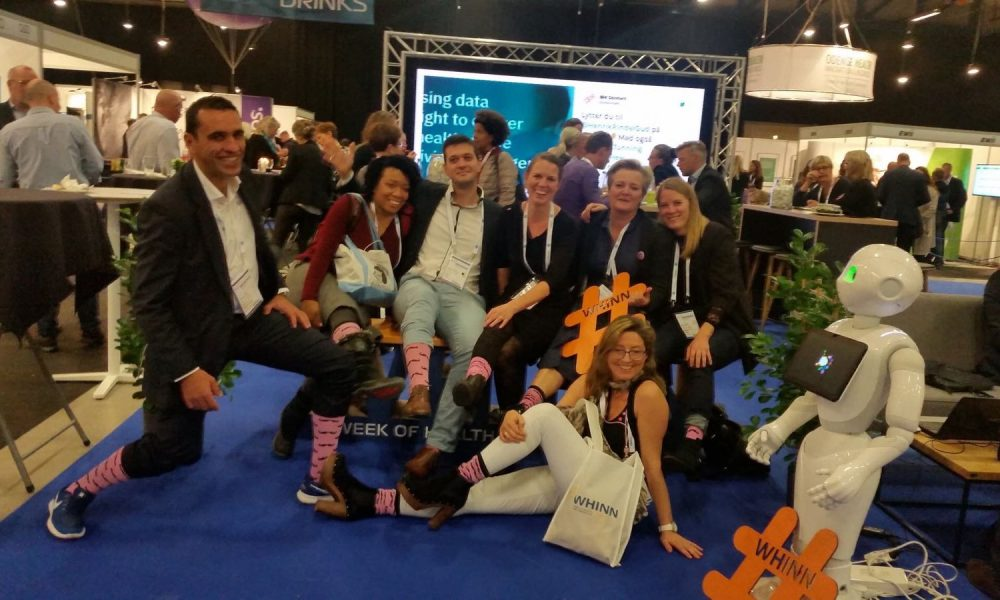 WHINN 2017: Our Experience at Week of Health & Innovation
