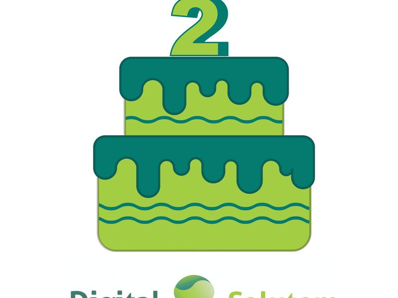 Happy Birthday Digital Salutem – 2 Years!!