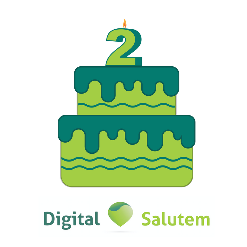 Happy Birthday Digital Salutem – 2 Years!!