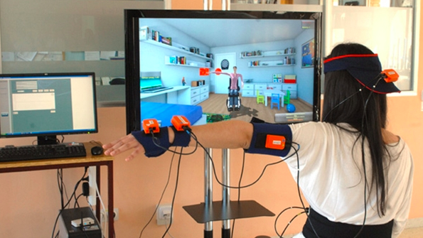 Virtual Reality in Healthcare
