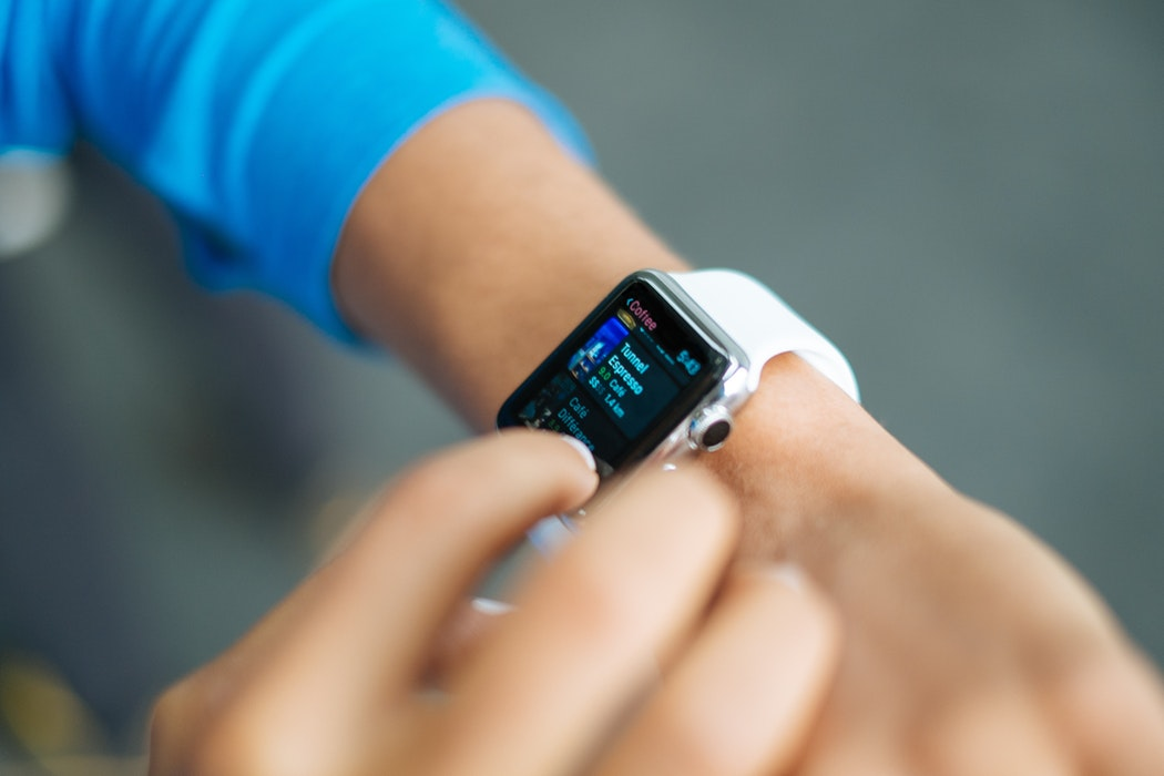wearables in healthcare