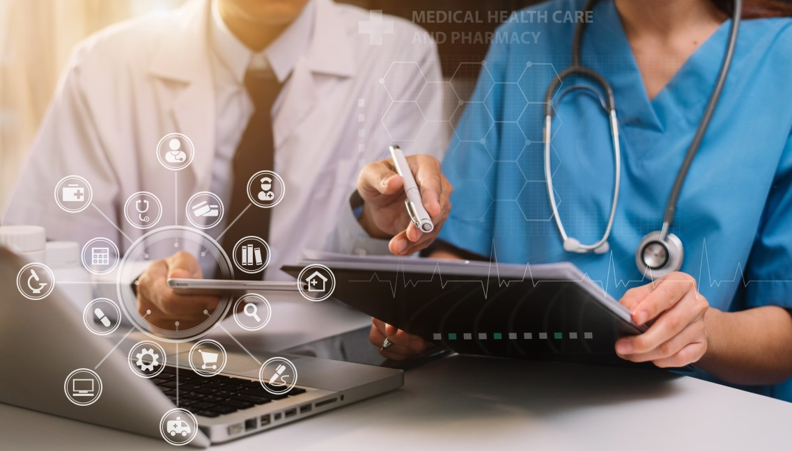 How Healthcare is Being Transformed by Digital Healthcare