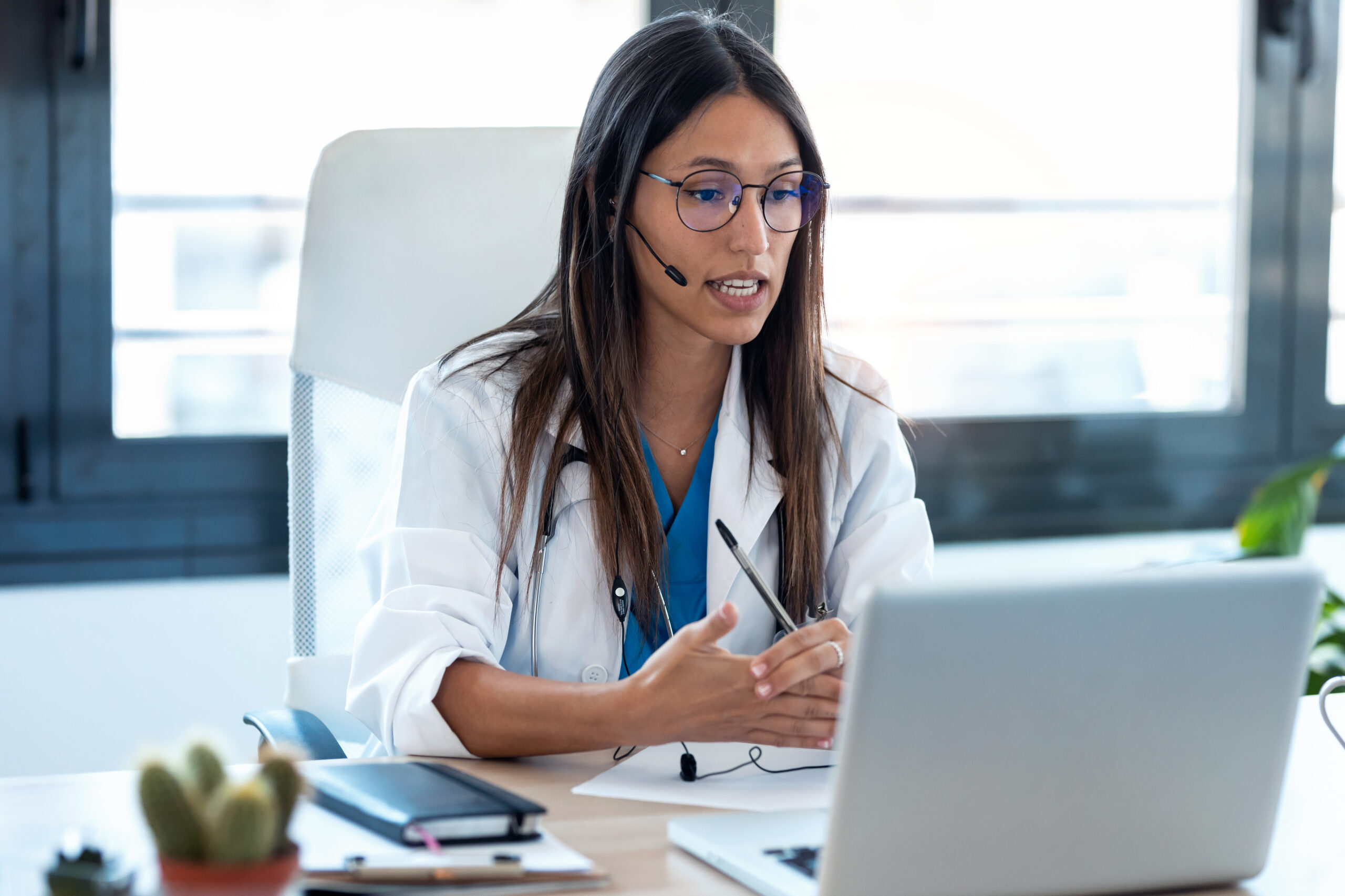the potential of telehealth